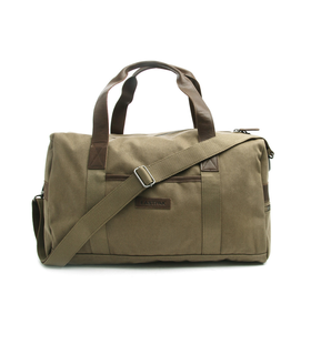 Eastpak Welder Khaki Weekend Bag Beige