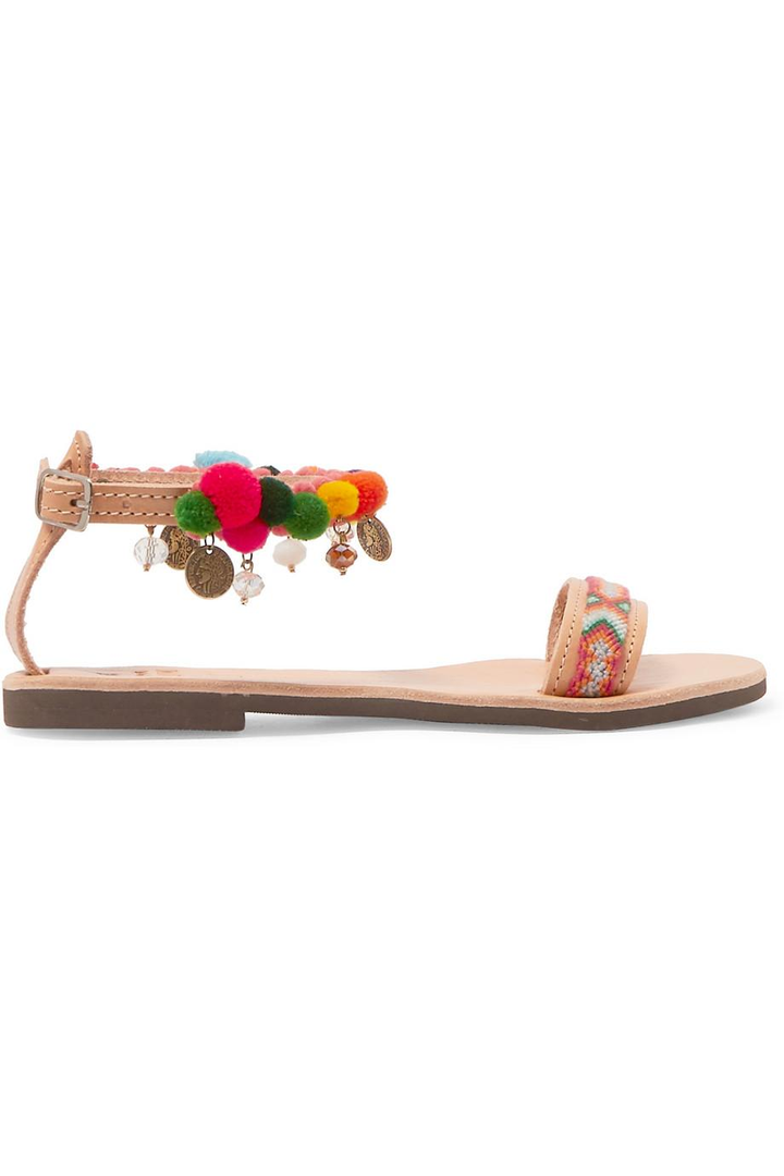 festival style sandals