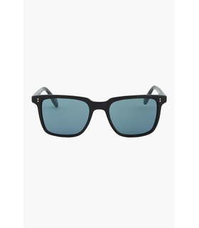Oliver Peoples Oliver Peoples Matte Black Ndg Sunglasses Black, Grey, Silver