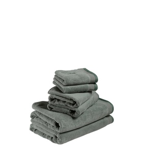 Dirty Linen Gästhandduk Terry R Eco White