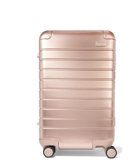 Away Away - Carry-on Aluminum Suitcase - Pink Pink