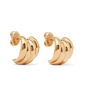 Natasha Schweitzer Natasha Schweitzer - Jamie Gold-plated Earrings - one size Gold
