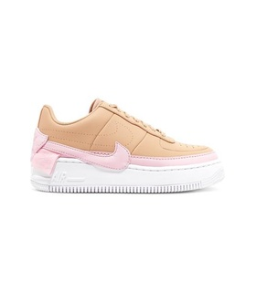 Nike Nike - Air Force 1 Jester Xx Leather Sneakers - Beige White, Beige