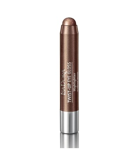 Isadora IsaDora Twist-Up Eye Gloss 15 Vintage Brown White, Brown