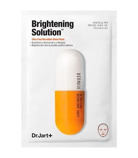 Dr.Jart+ Dr.Jart+ Dermask Micro Jet Brightening Solution 1pcs 23 ml Grey, White