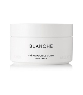 Byredo Byredo - Blanche Body Cream, 200ml - one size White