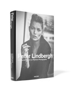 Taschen Taschen - Peter Lindbergh: A Different Vision On Fashion Photography By Thierry-maxime Loriot Hardcover Book - Black Black, White