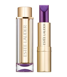 Estee Lauder Estée Lauder Pure Color Love Lipstick 485 Violet Ray White, Purple