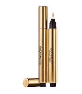 Yves Saint Laurent Yves Saint Laurent Touche Éclat - 1 Luminous Radiance White, Brown, Pink